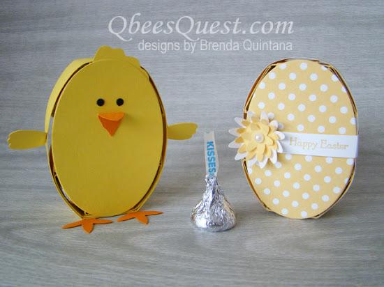 Hershey's Chicken and Egg Tutorial