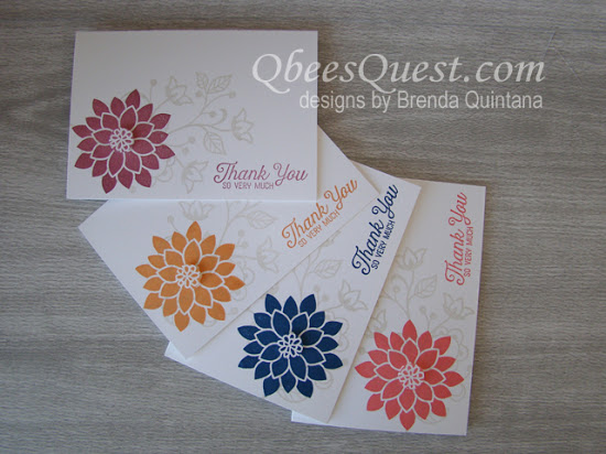 Flourishing Phrases Note Cards