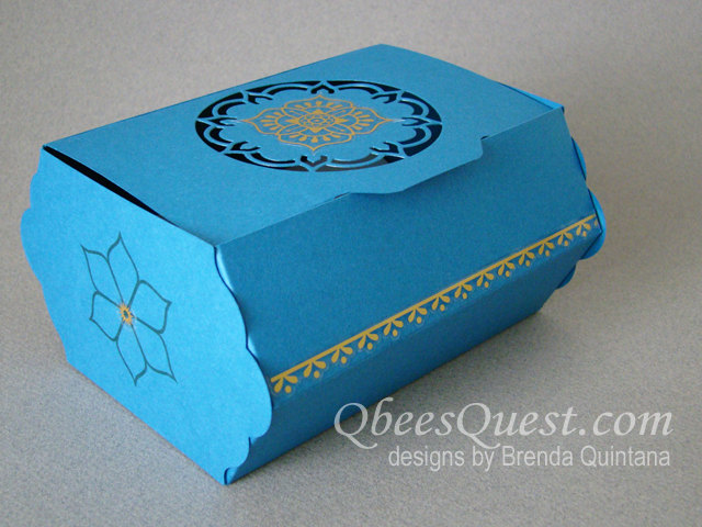 Note Card Treasure Chest Tutorial