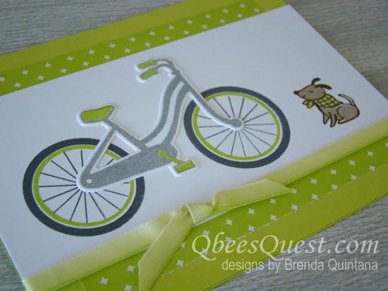Bike Ride Card (CT #99)