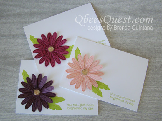 Daisy Delight Note Cards