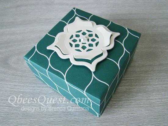 Eastern Palace Elegant Boxes