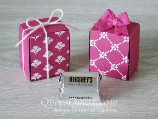 Hershey's Nugget Gifts Tutorial