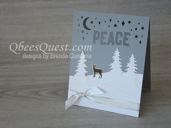 Carols of Christmas Peace Card