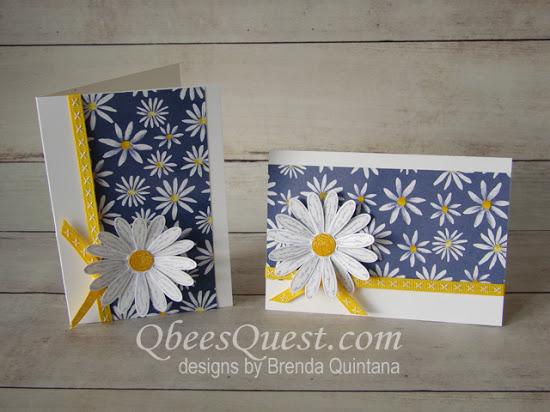Delightful Daisy Note Cards