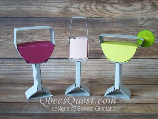 Hershey's Wine, Champagne & Margarita Tutorial