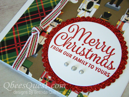 Christmas Around the World Card
