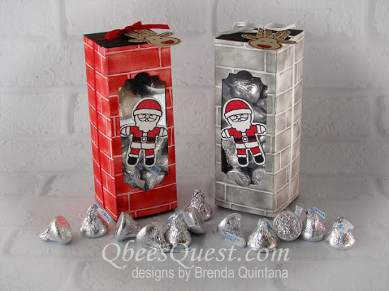 Mini Wine Bottle & Chimney Slider Boxes