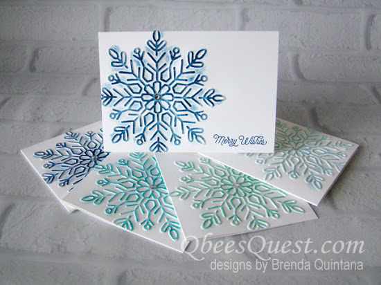 Winter Wonder Note Cards