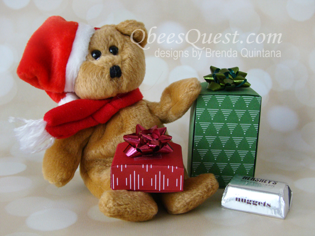 Hershey's Nugget Christmas Gifts