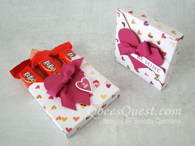 Kit Kat Candy Box #2
