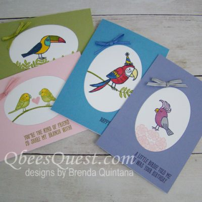 Bird Banter Note Cards