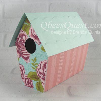 Bird House Box Tutorial