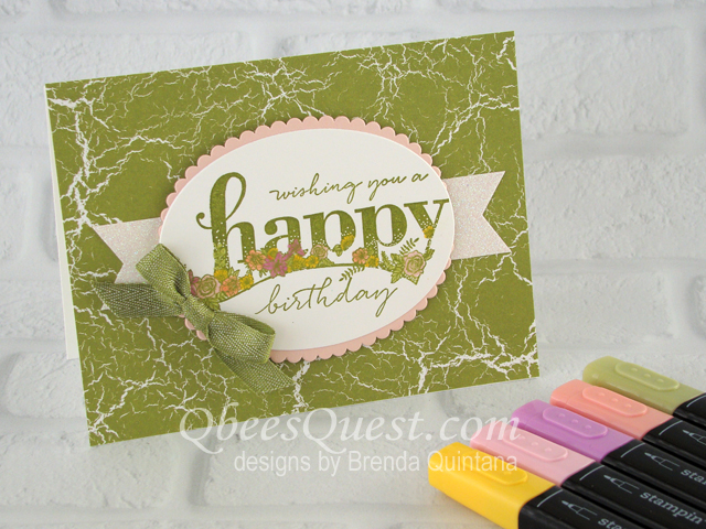 Happy Wishes Card (CT#134)