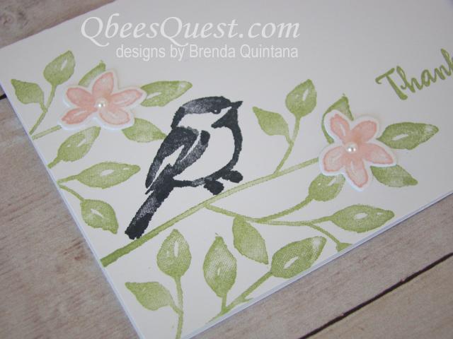 Petal Palette Note Card