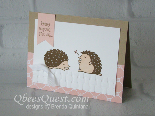 Hedgehugs Cards