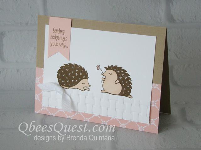 Hedgehugs Cards