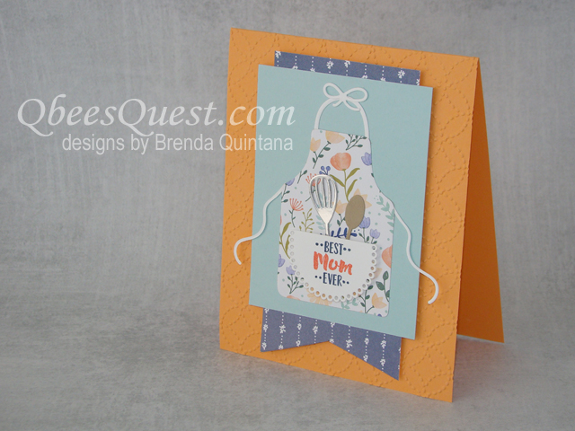 Apron of Love Card (CT #141)