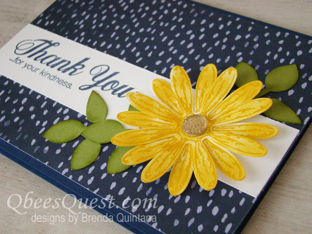 Daisy Delight Card (CT #143)