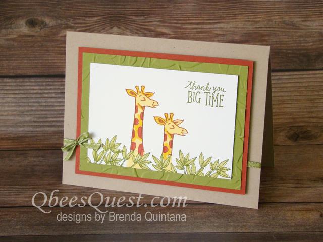 Animal Outing Sneak Peek Card (CT #148)
