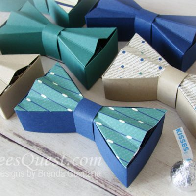 Hershey's Bow Tutorial