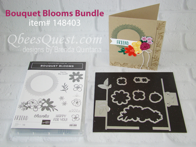 Bouquet Blooms Bundle