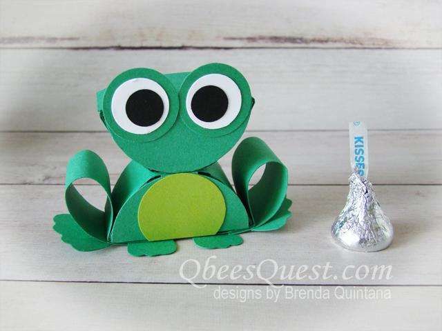 Hershey's Frog Tutorial