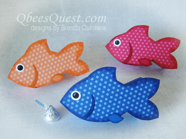 Hershey's Fish Tutorial