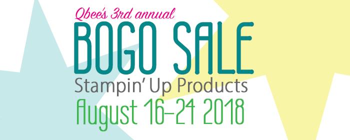 BOGO Sale Starts Today!