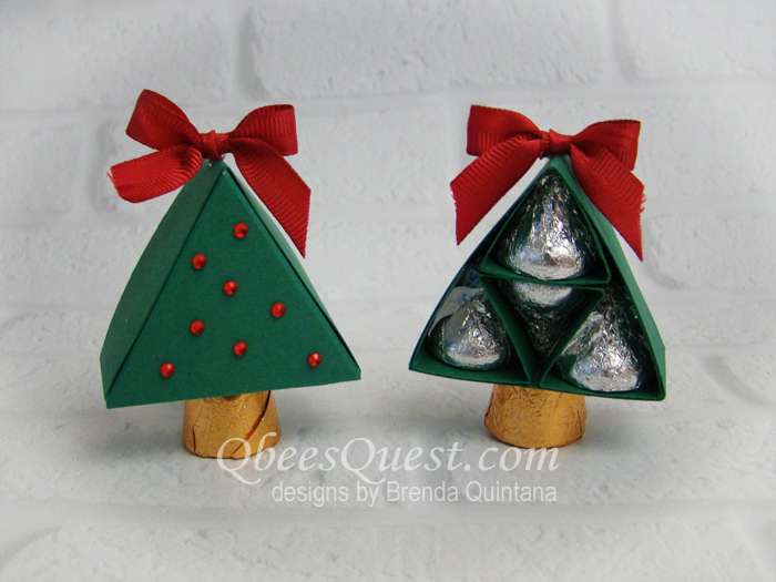 Hershey's Mini Christmas Tree with Gift Box