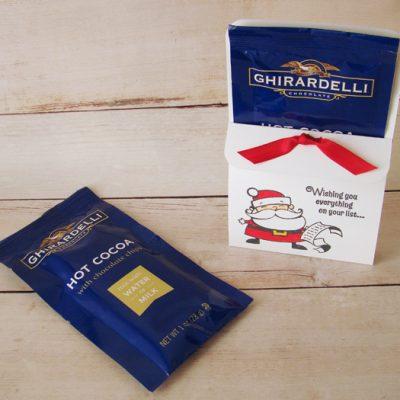 Ghirardelli Hot Cocoa Pouches