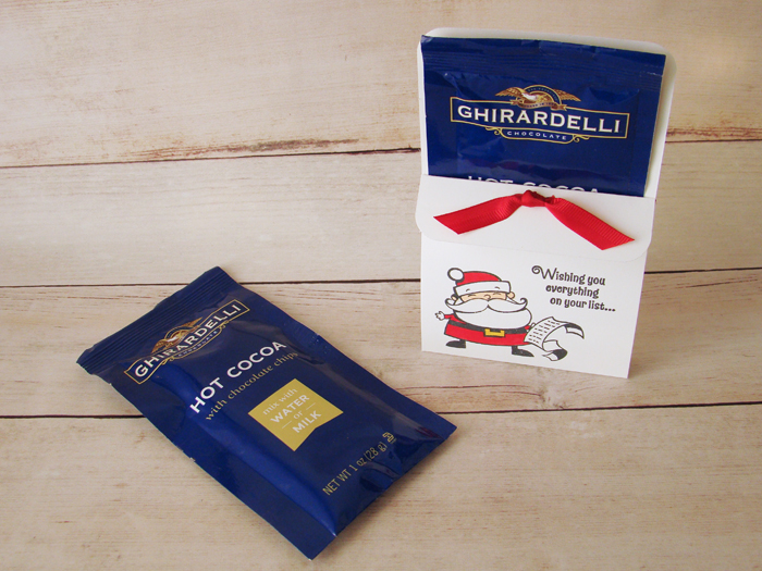 Ghirardelli Hot Cocoa Pouches