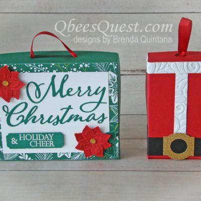 Santa's Secret Suitcase Tutorial