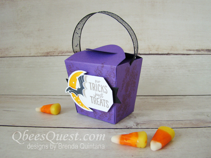 Spooky Sweets Takeout Treats