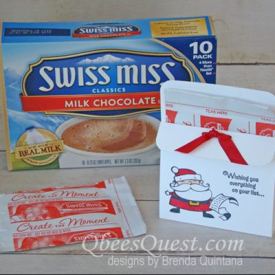 Swiss Miss Hot Cocoa Pouch Tutorial
