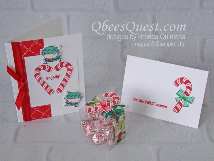 3 projects with the Candy Cane Season Bundle