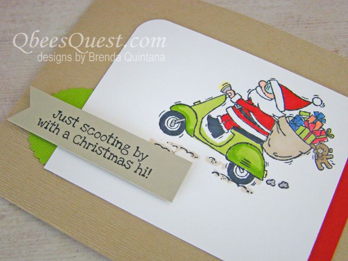 So Santa Cards (CT #172)