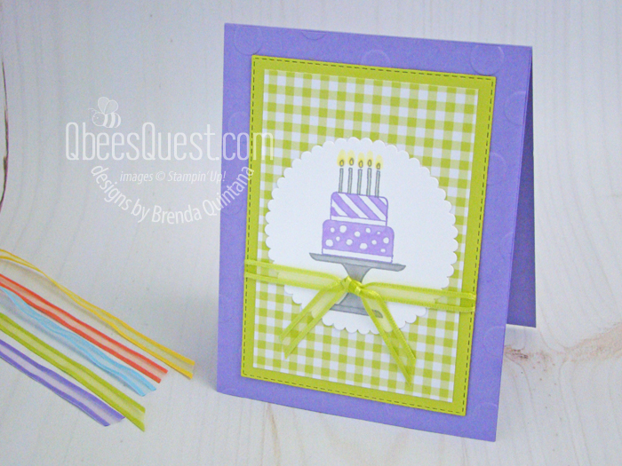 Piece of Cake Card (CT #183)