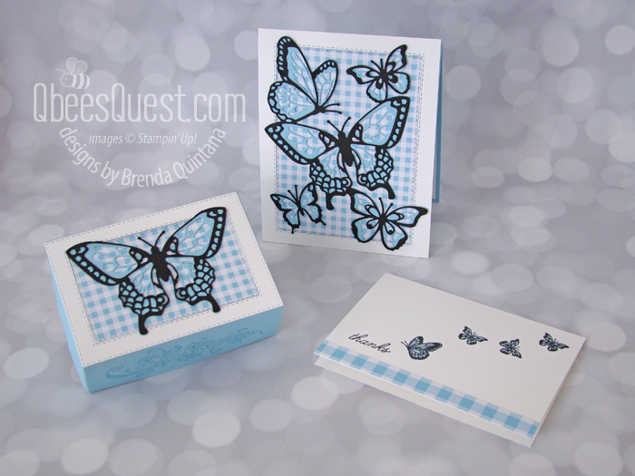 Three Beautiful Butterfly Projects