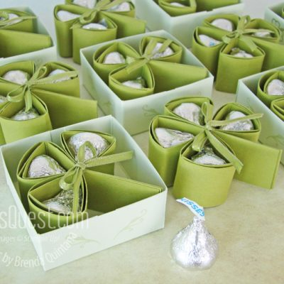 Hershey's Shamrock & Clover with Gift Box