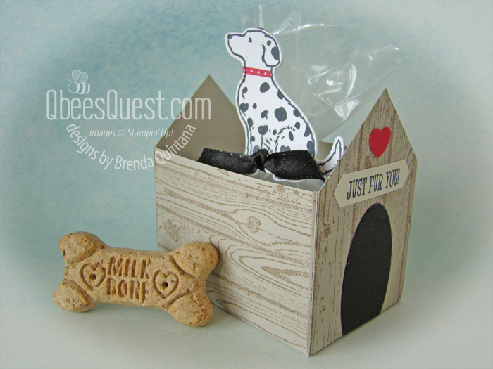 Dog House Gift Box Tutorial