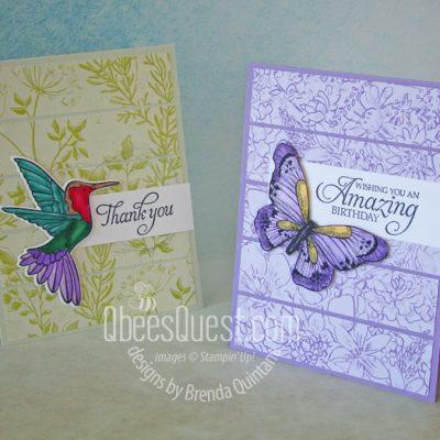 Humming Along Card (CT# 192)