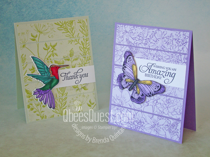 Humming Along Card (CT# 192)