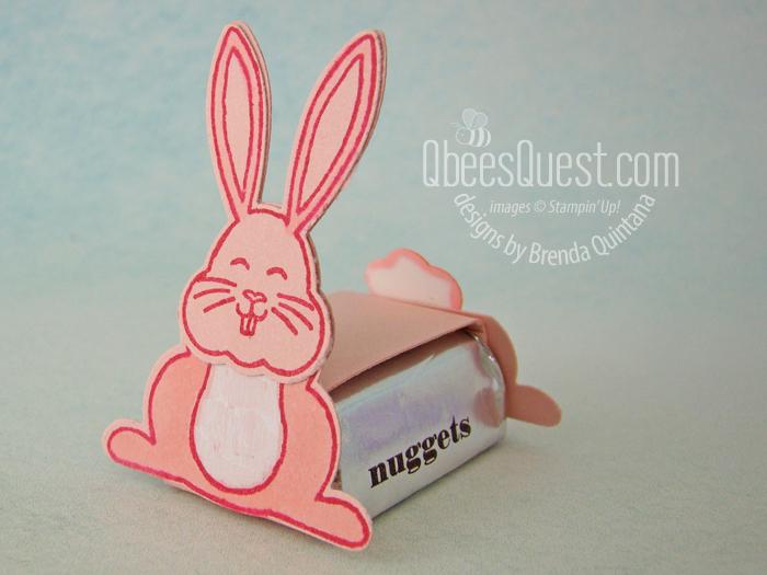 Hershey's Nugget Bunnies