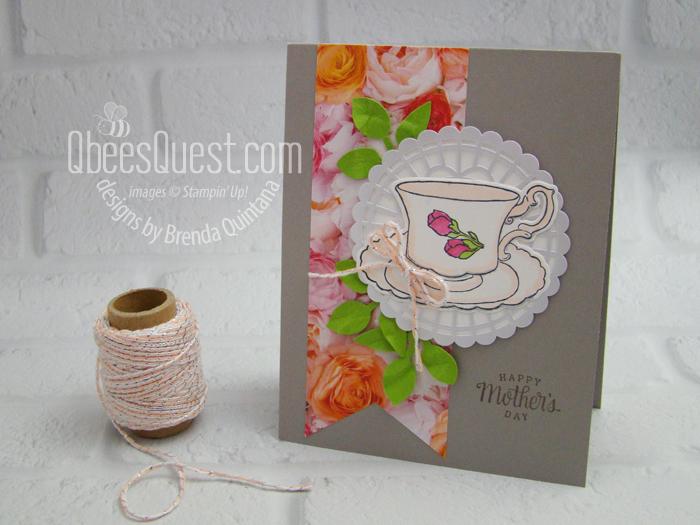 Tea Together Card (CT #190)