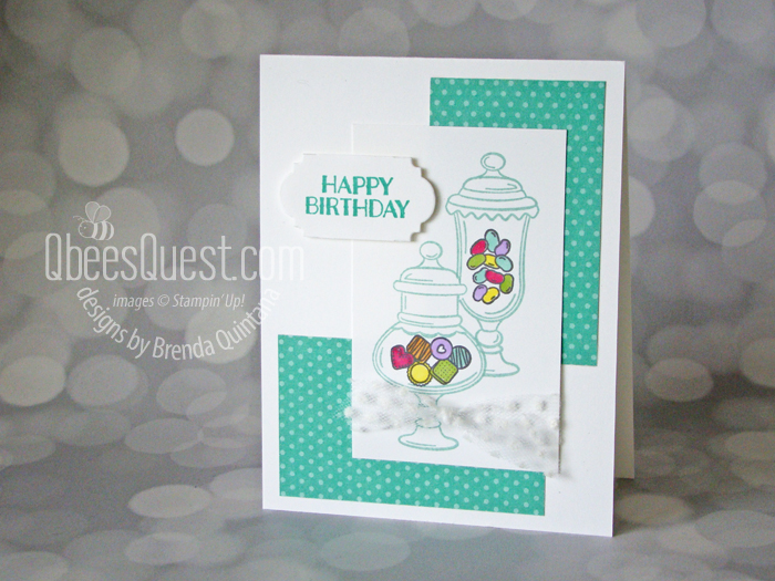 Sweetest Thing Card