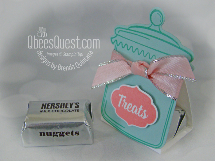 Sweetest Thing Hershey's Nugget Favor