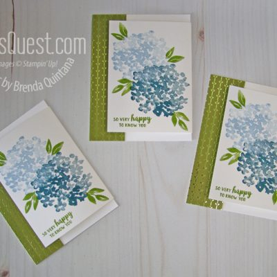 Beautiful Friendship Thank You Cards