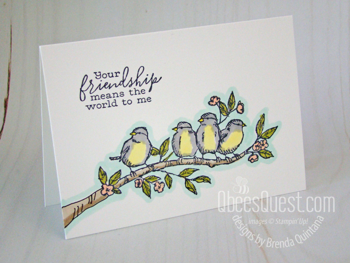 Free as a Bird Note Card