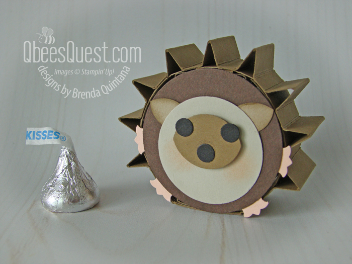 Hershey's Hedgehog Tutorial